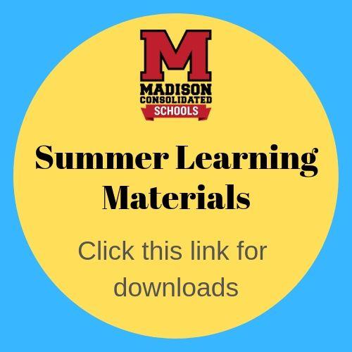 Summer Learning Materials
