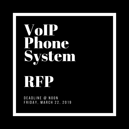 VoIP RFP