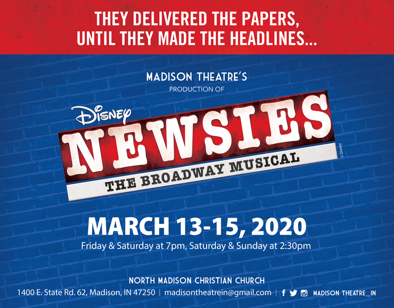 Disneys Newsies Reveal 01